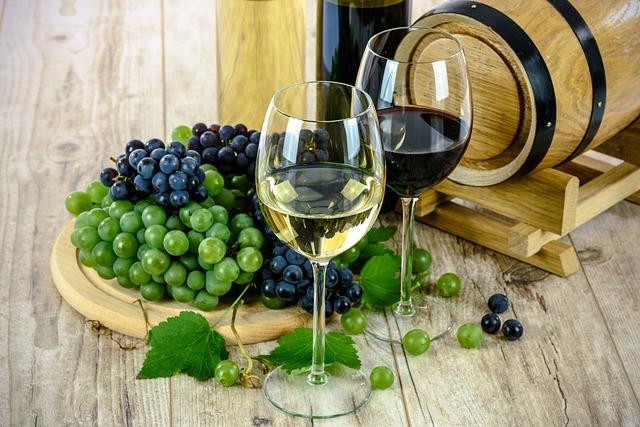 Wino dla początkujących – szczepy, cechy charakterystyczne